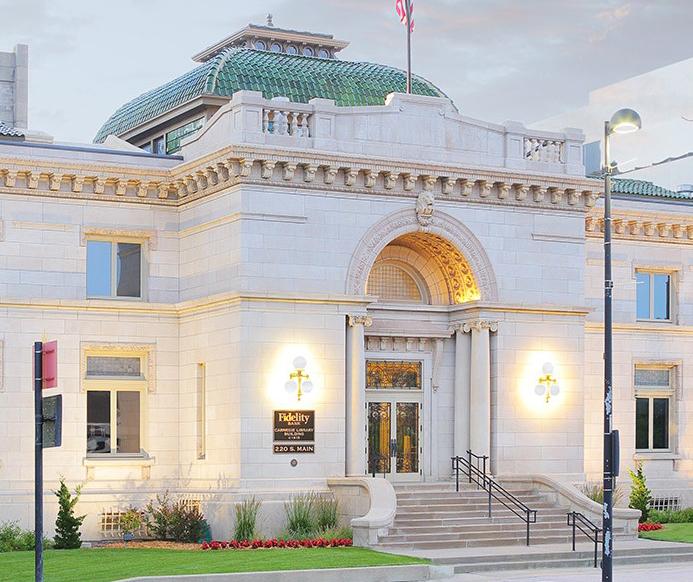 Wichita Carnegie Fidelity Bank