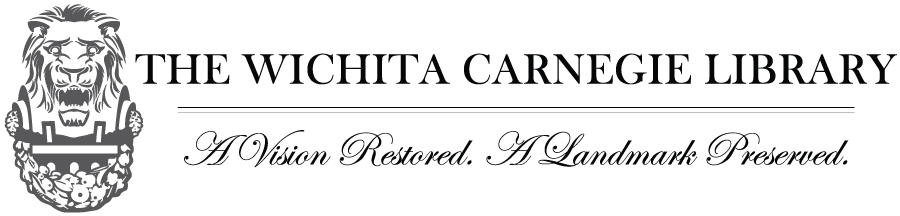 THE WICHITA CARNEGIE LIBRARY
